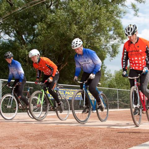Get into cycle speedway - image