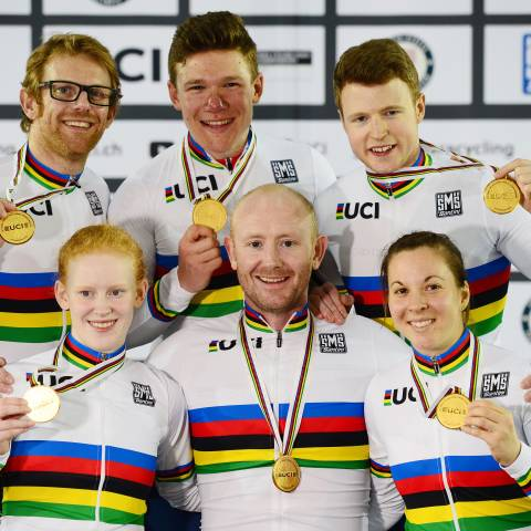 Get into paracycling - image