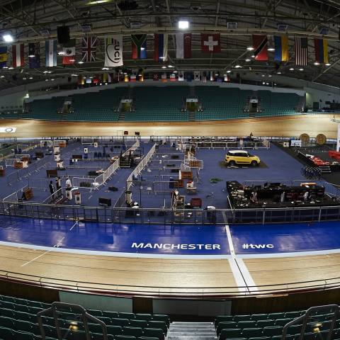 Get into track cycling - image