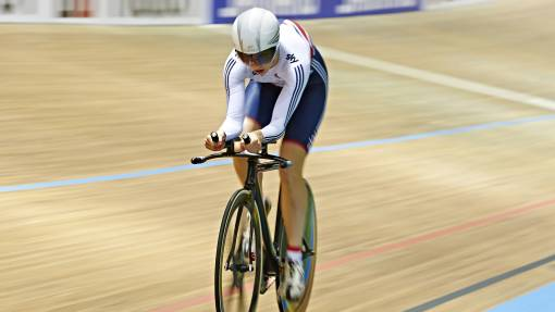 Olympic champion Joanna Rowsell says she is ready to make a winning return at the UCI Track Cycling World Cup in London.