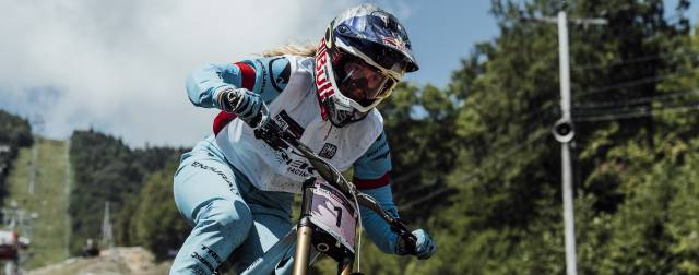 Atherton takes historic sixth World Cup title