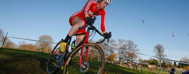 Roach and James crowned 2016 Welsh Cyclo Cross Champions
