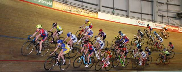 Newport Winter Track League underway