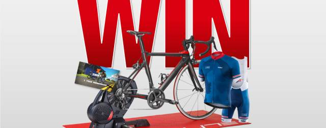 Winner announced: the ultimate indoor cycling bundle