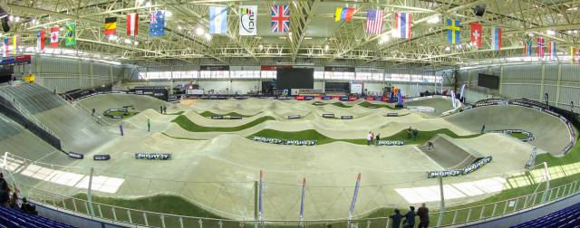 Manchester round awarded UCI BMX Supercross World Cup best event of the year