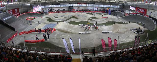 2016 UCI BMX Supercross World Cup Manchester tickets now on sale to British Cycling members