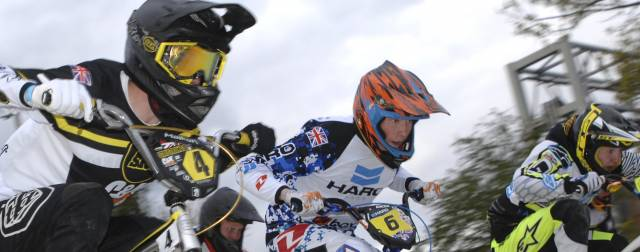 British BMX Series burns up Perry Park