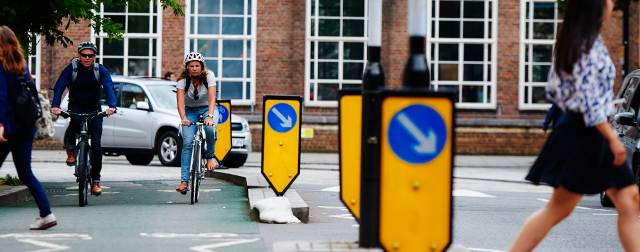 Progress report: government cycling investment strategy