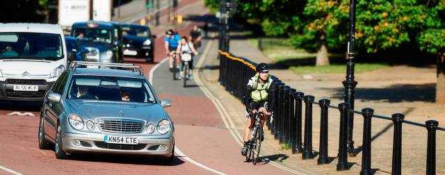 Making cycling the natural choice for journeys - part five