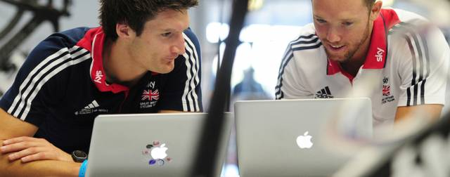 British Cycling coaches graduate from TrainingPeaks University