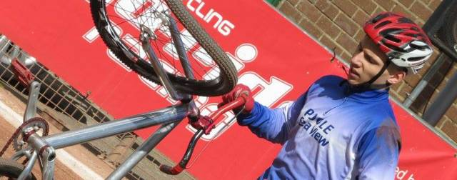 Coventry maintain 100% record in Cycle Speedway Elite League