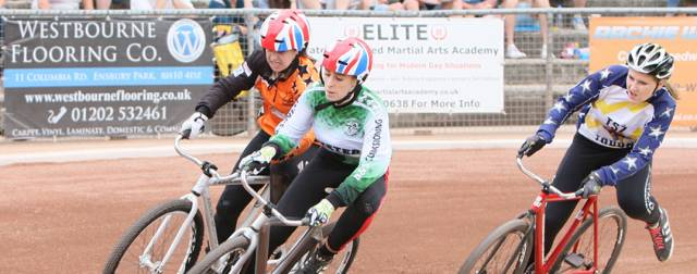 Guide: 2016 British Cycling Cycle Speedway Individual Championships