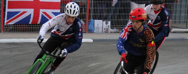 Get into cycle speedway