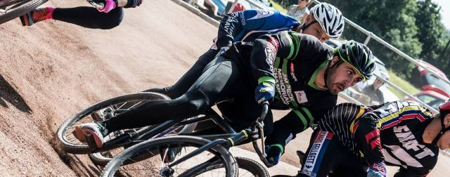 Thriller in Coventry at the HSBC UK | Cycle Speedway Elite Grand Prix Series
