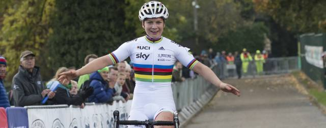 Great Britain Cycling Team confirmed for Telenet UCI Cyclo-cross World Cup in Zeven