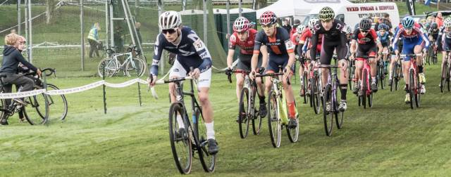 Field and Crumpton make flying start to HSBC UK | Cyclo-Cross National Trophy campaign
