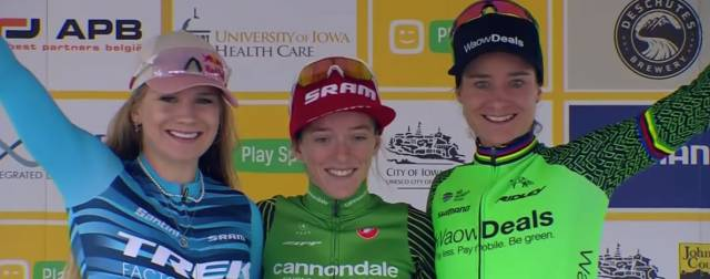 Richards powers to World Cup podium