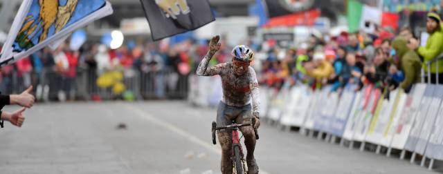 Tom Pidcock and Anna Kay score podium finishes at the UCI Cyclo-Cross World Championships