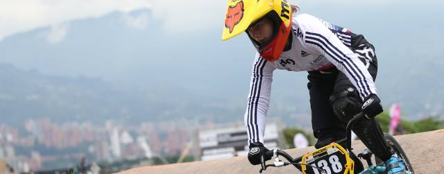 Silver for Shriever at UEC BMX European Championships time trials