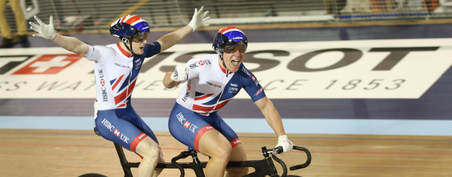 Great Britain Cycling Team announce changes to Para-cycling Pathway