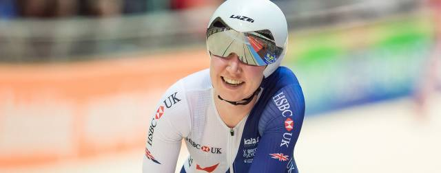 Archibald wins European gold with individual pursuit defence
