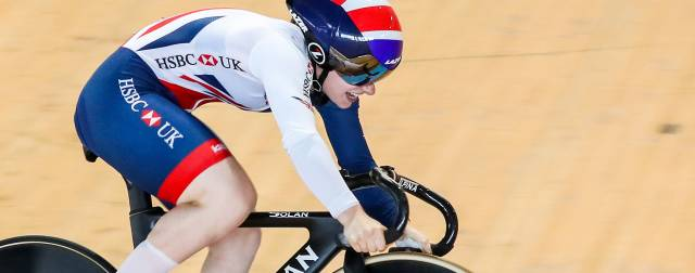 Bate topples 500 time trial national record