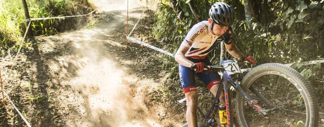 Great Britain Cycling Team's mountain bike squad in final preparations for 2018 Mercedes-Benz MTB World Cup season
