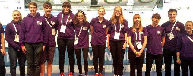 Young volunteers: support the 2016 School Games National Finals