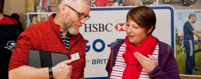 HSBC UK Go-Ride Conferences celebrate another successful year