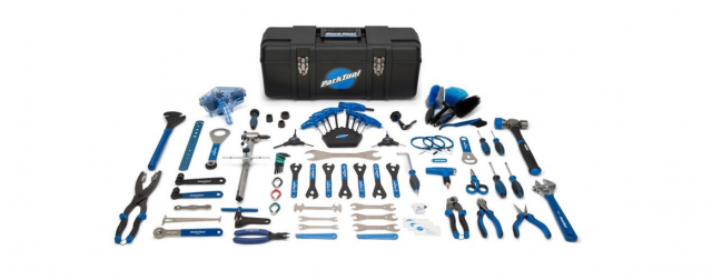 Winner announced: Win a Park Tool Professional Tool Kit worth £699