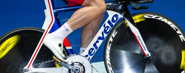 British Cycling and Cervélo engineer the T5GB