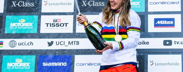 4 Best British Moments from the 2018 UCI MTB World Championships
