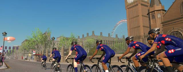 Zwift unveiled as Official Training Community of British Cycling