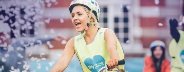 Sky Ride is back for 2016 – and registration is now open!