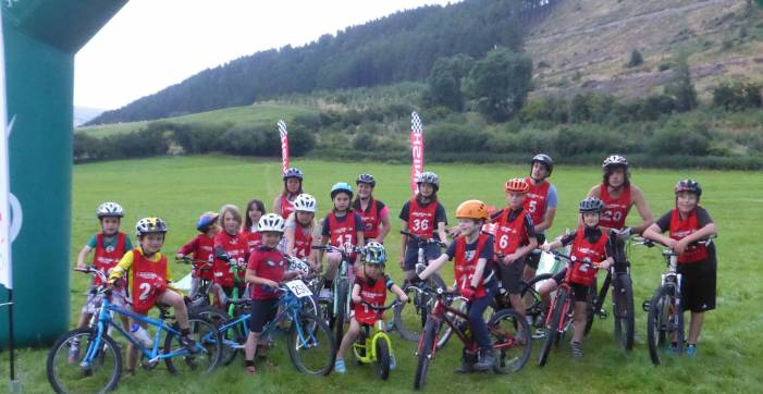 Rio inspires Builth Wells to give mountain biking a go
