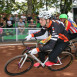 Mould becomes first Welsh winner of the National Cycle Speedway Individual Championships