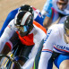 Fourth for Oliva in keirin at Tissot UCI Track Cycling World Cup