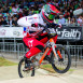 Disappointment for Cullen and Isidore at UEC BMX European Championships