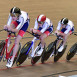World records fall in Aigle and Great Britain win team pursuit bronze