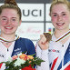 Team sprint bronze for Great Britain at junior track worlds