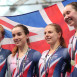 Team pursuit gold for Great Britain on final day in Manchester