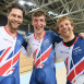 Hat-trick of gold medals sees Britain end in style at UCI Para-cycling Track World Championships