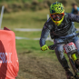 Breeden and Curd storm to Downhill Series glory in Rhyd y Felin