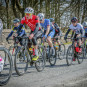 Anna Shackley & Oran McConville take the honours at the Scottish Cycling Junior Road Race Championships.
