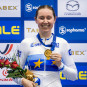 Second gold for Archibald on day four of the UEC European Track Championships