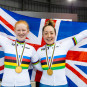 Paralympic champion Sophie Thornhill announces retirement from the Great Britain Cycling Team