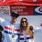 Beaumont and Bradley secure national 4X titles