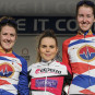 Kay and Joseph celebrate first wins of HSBC UK | Cyclo-Cross National Trophy Series