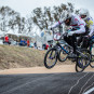 Two top five finishes for Great Britain at round three of the UCI BMX Supercross World Cup