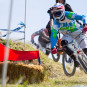 Ferris and D'Souza win 2015 British Cycling MTB Four Cross Series